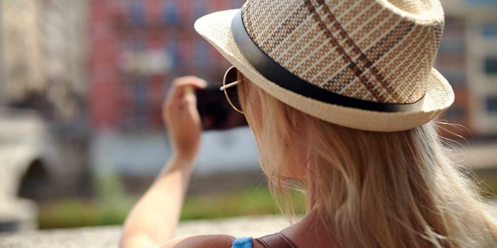 documenting your travels